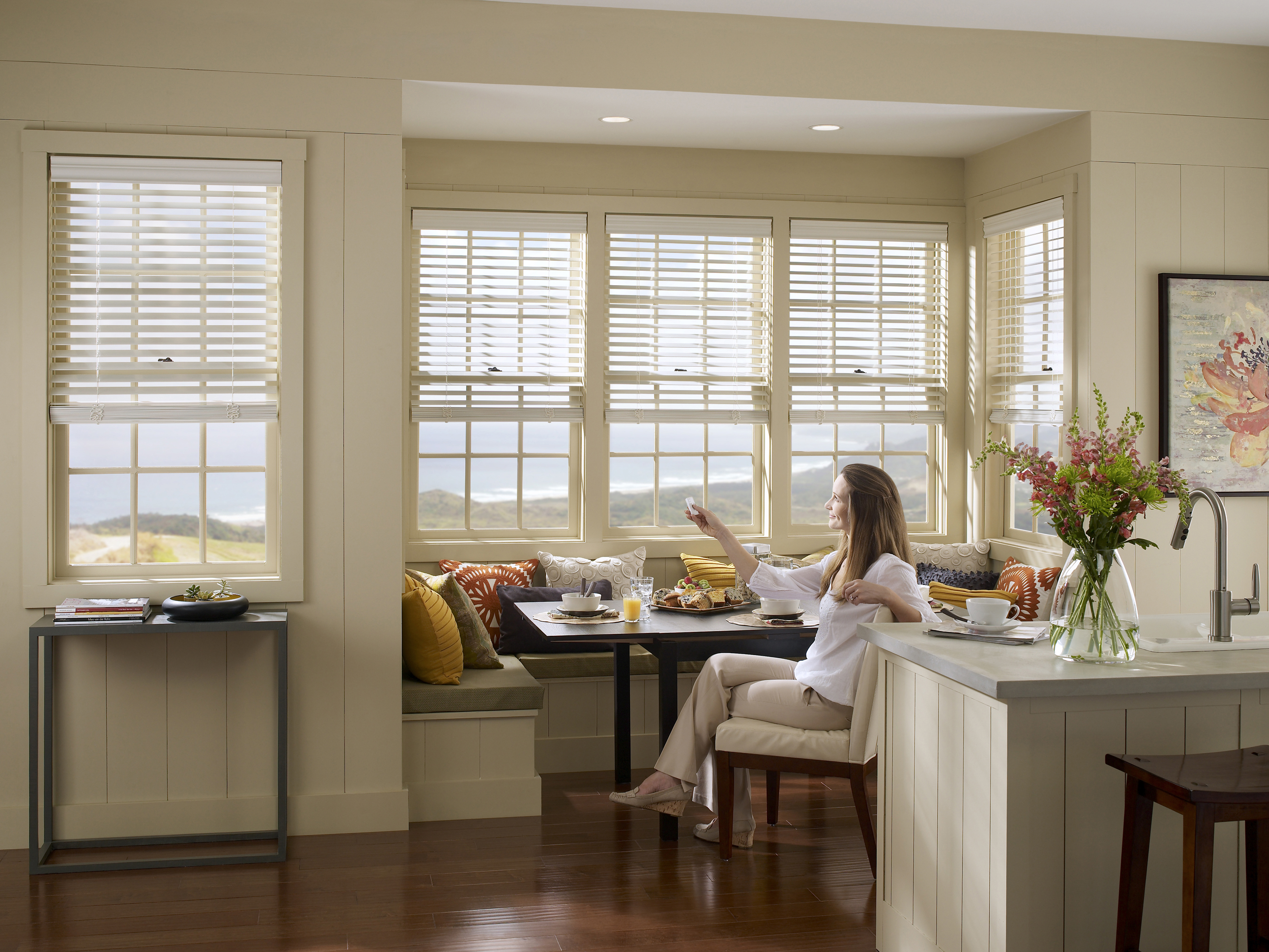 Types of residential windows - Lutron Product Photography